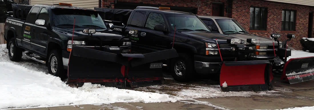 Snow Plowing/Removal Services Madison/Dane County WI